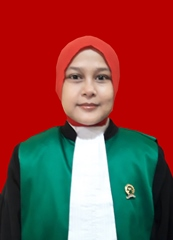 Hakim : Alfina Rahil Ashidiqi,  S.H.I