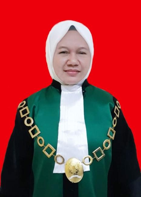 Wakil Ketua : Yunizar Hidayati, S.H.I