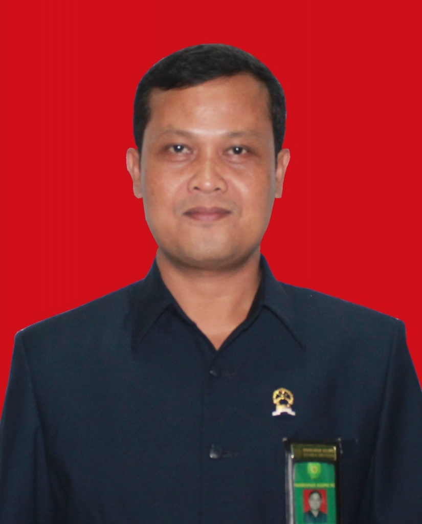 Ketua : Suryadi, S,Ag.,S.H.,M.H.